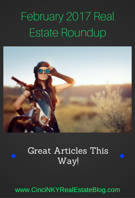 February 2017 Real Estate Roundup
