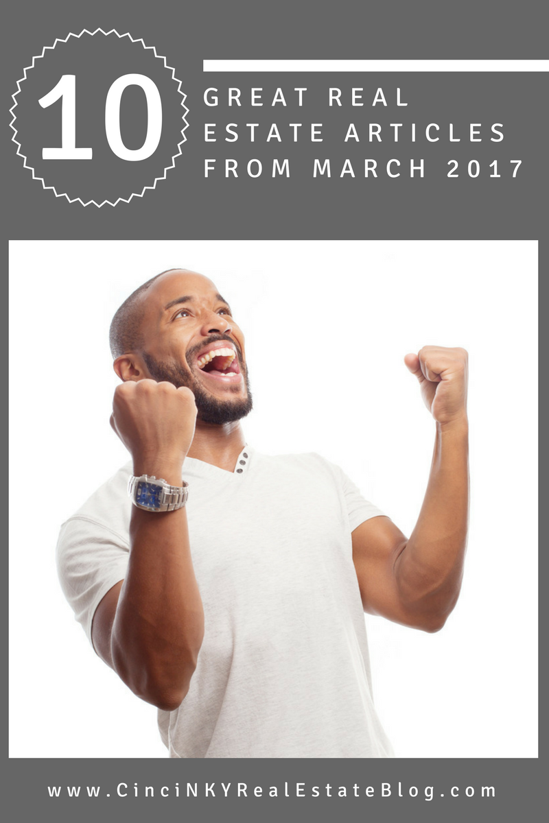 great real estate articles from March 2017