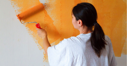 Tips To Choose And Apply The Right Paint Color For Your New House Like A Pro