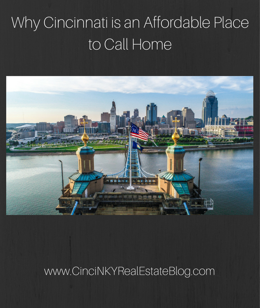 Why Cincinnati is an Affordable Place to Call Home