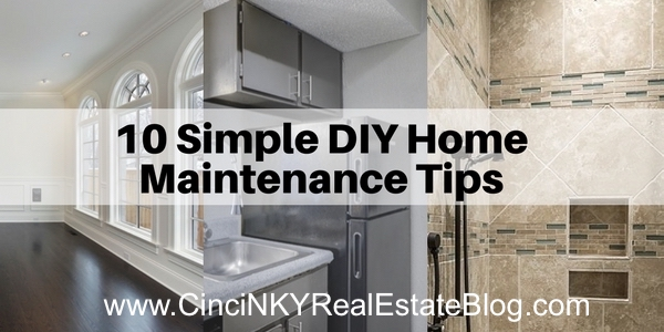 10 Simple DIY Home Maintenance Tips