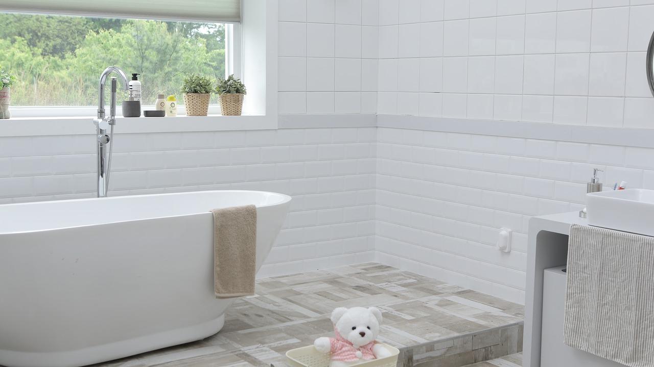 renovated bathroom