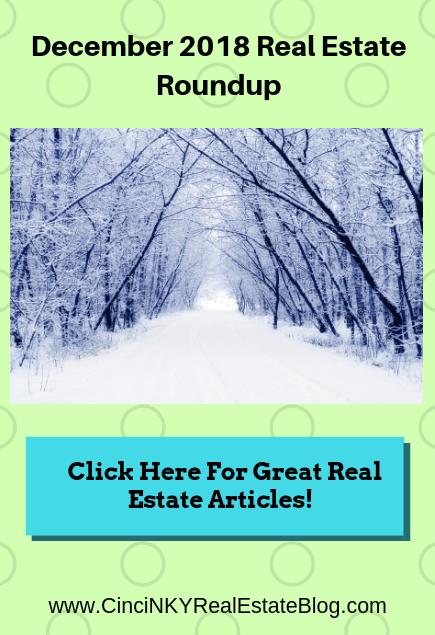 December 2018 Real Estate Roundup