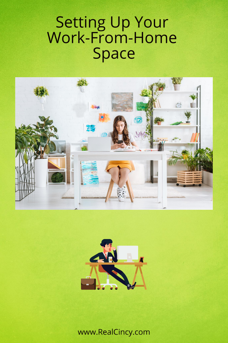 Setting Up Your Work-From-Home Space