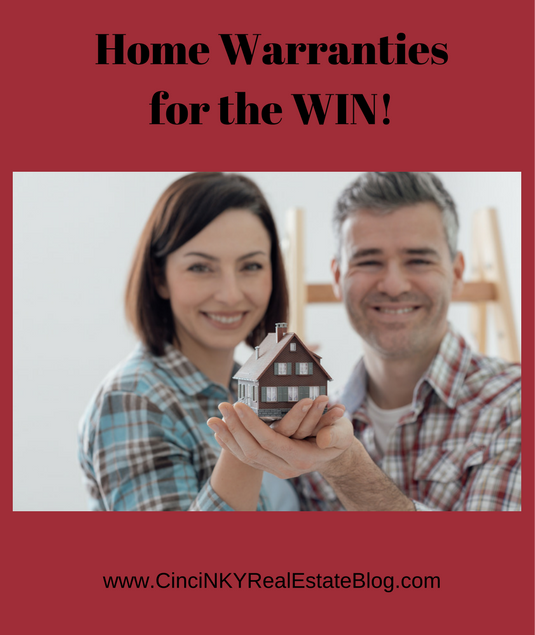 Home Warranties for the WIN!