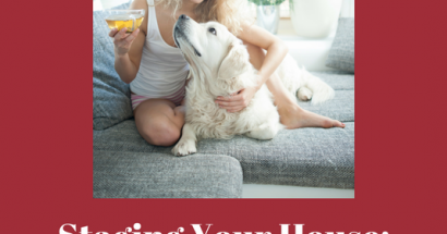 Staging Your House: What About the Pets?