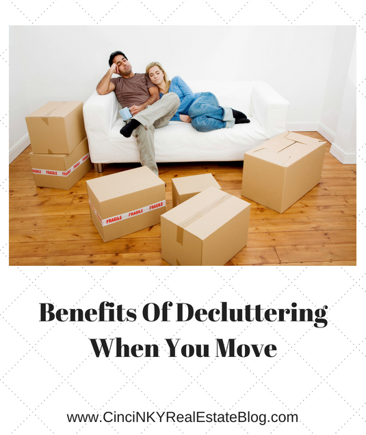 Benefits Of Decluttering When You Move