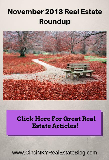 November 2018 Real Estate Roundup
