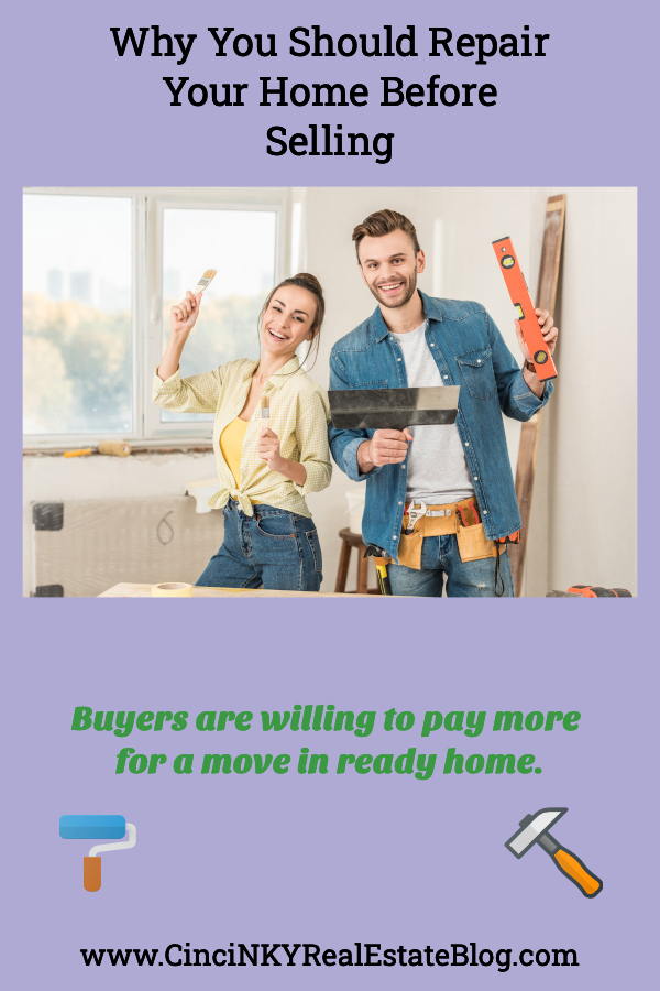 Why You Should Repair Your Home Before Selling