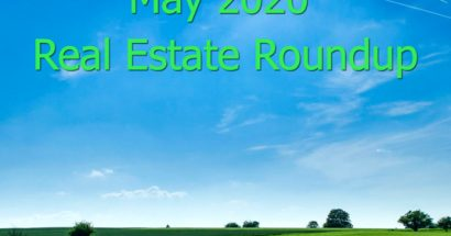 May 2020 Real Estate Roundup