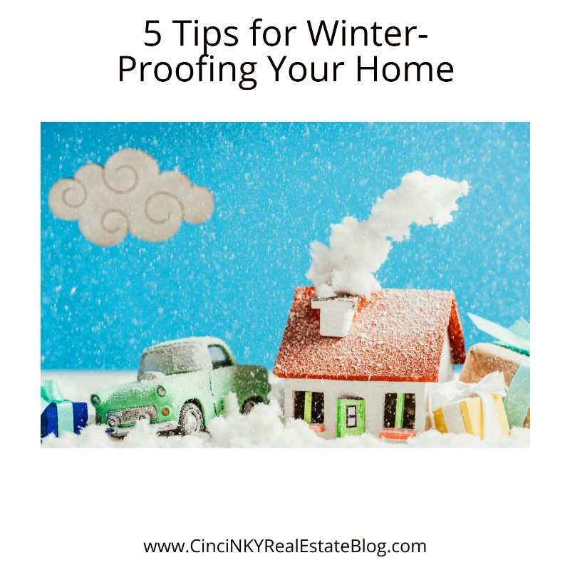 5 Tips for Winter-Proofing Your Home