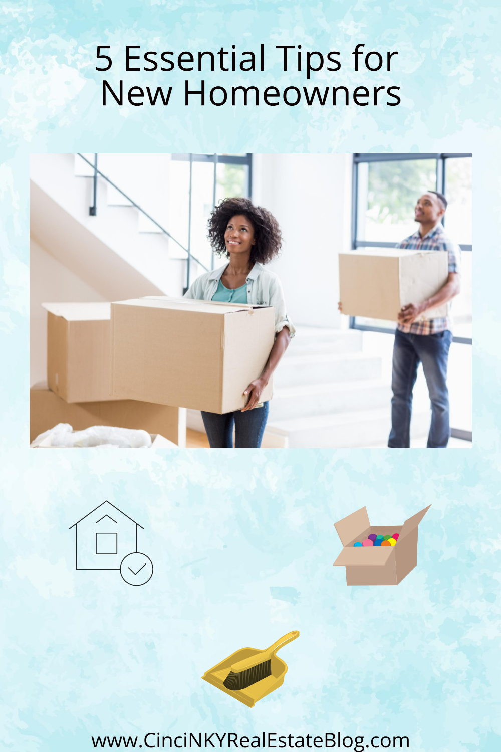 5 Essential Tips for New Homeowners