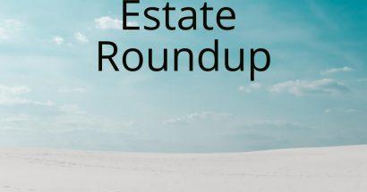 July 2021 Real Estate Roundup