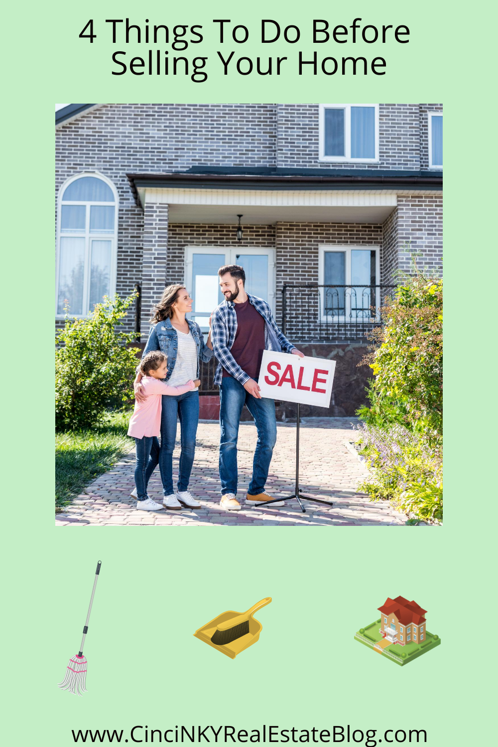 4 Things To Do Before Selling Your Home